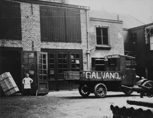Galvano auto 1926-1