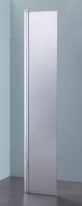 Paroi de douche 10mm 28x200cm Jade Typ-2E Clair  Anti-calcaire Glaszentrum Hagen D/étach/é Cabine de douche // Walk-In de douche ESG-Verre