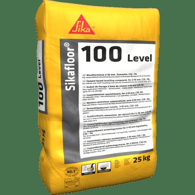 Sika LEVEL 100 Vloeregalisatie 25kg 0,5-15mm / tot 30mm met zand
