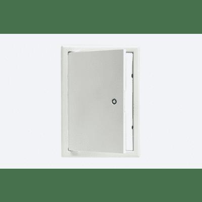 Rug Softline Inspectieluik wit 1200x1200mm RAL 9016