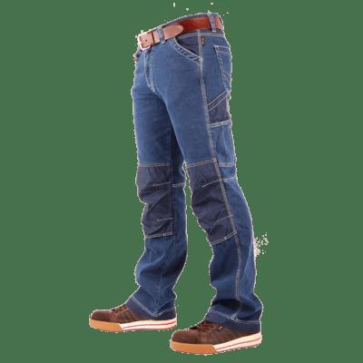 Crosshatch TOOLBOX C jeans stretch blauw 34/34