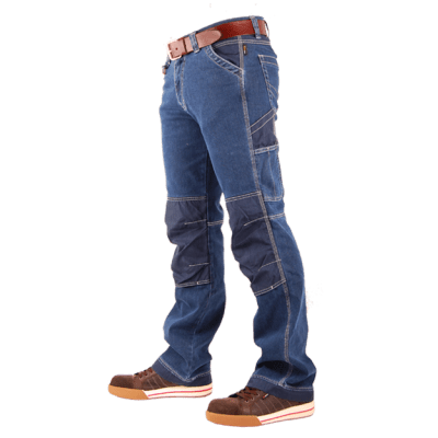 Crosshatch TOOLBOX C jeans stretch blauw 36/34