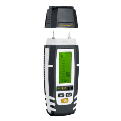 Laserliner Dampmaster Compact Materiaalvochtmeetinstrument