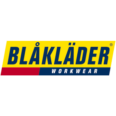 Blaklader Lichtgewicht Winterjas Zw/Ro Maat XL