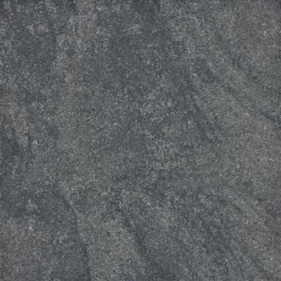 Rako Kaamos Vloertegel 600X600 Zwart Mat 10mm Ret. R10