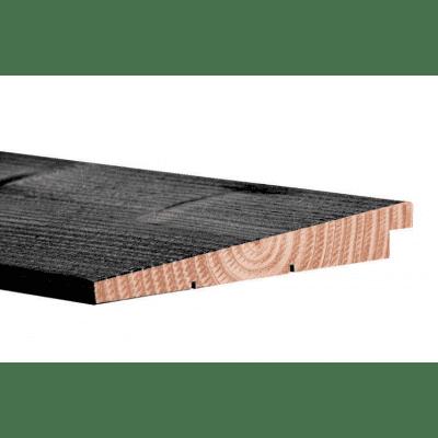 Douglas zwart Zw.Rabat Fijnbez. 10/24x175 500cm