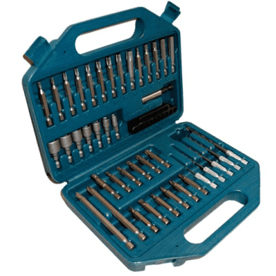 Makita Boor-schroefbit set 42dlg