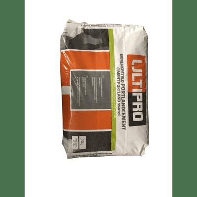ULTIPRO Cement II 42,5N PE zak 25 kg