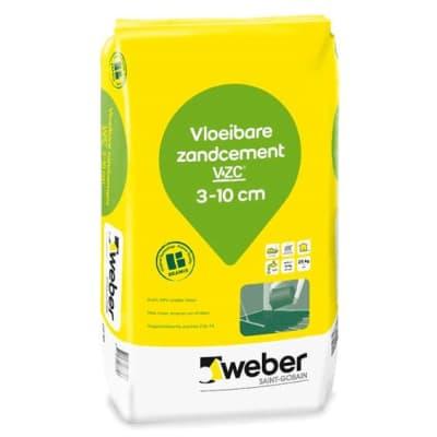Weber Beamix Floor VZC Vloeibare zandcement 25kg