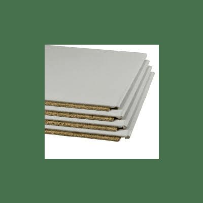 Agnes Plafondpaneel 1220x620x12mm witstuc