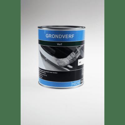 Novipro Grondverf wit 1ltr RAL9016
