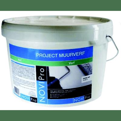 Novipro projekt muurverf wit 10 liter